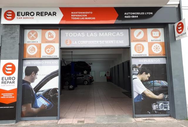 Taller Automobiles Lyon Ciudadela Buenos Aires Euro Repar Car
