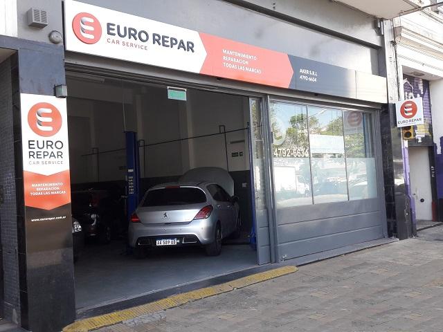 Taller Aker S R L Martinez Buenos Aires Euro Repar Car Service