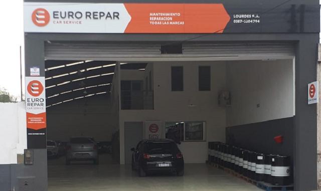 Lourdes Sa Salta Euro Repar Car Service