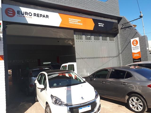Revor S A Florida Buenos Aires Euro Repar Car Service